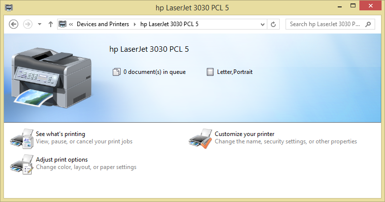 windows fax and scan no pdf option