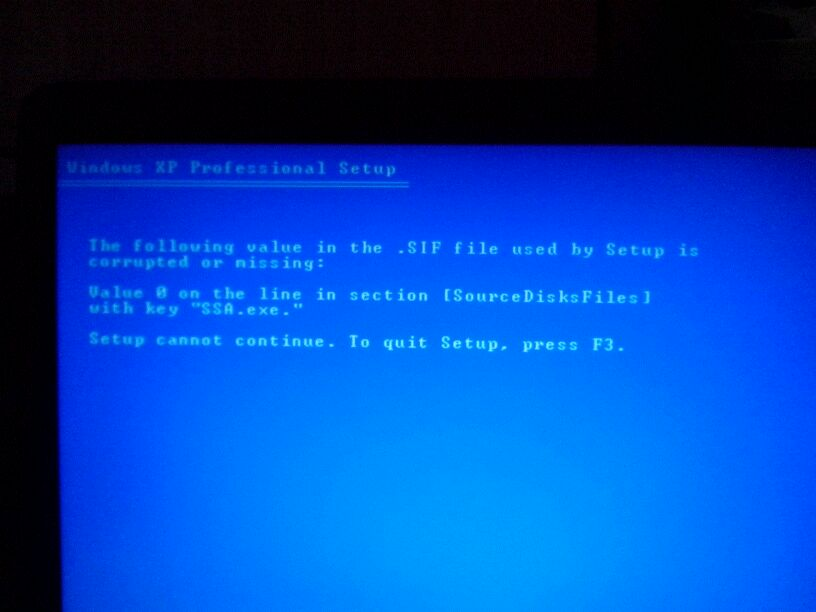 HP650 - Windows XP  - HP Support Community - 5067170