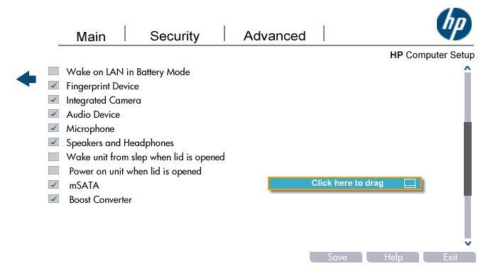 EliteBook 840 G1 Fingerprint - HP Support Community - 5054256