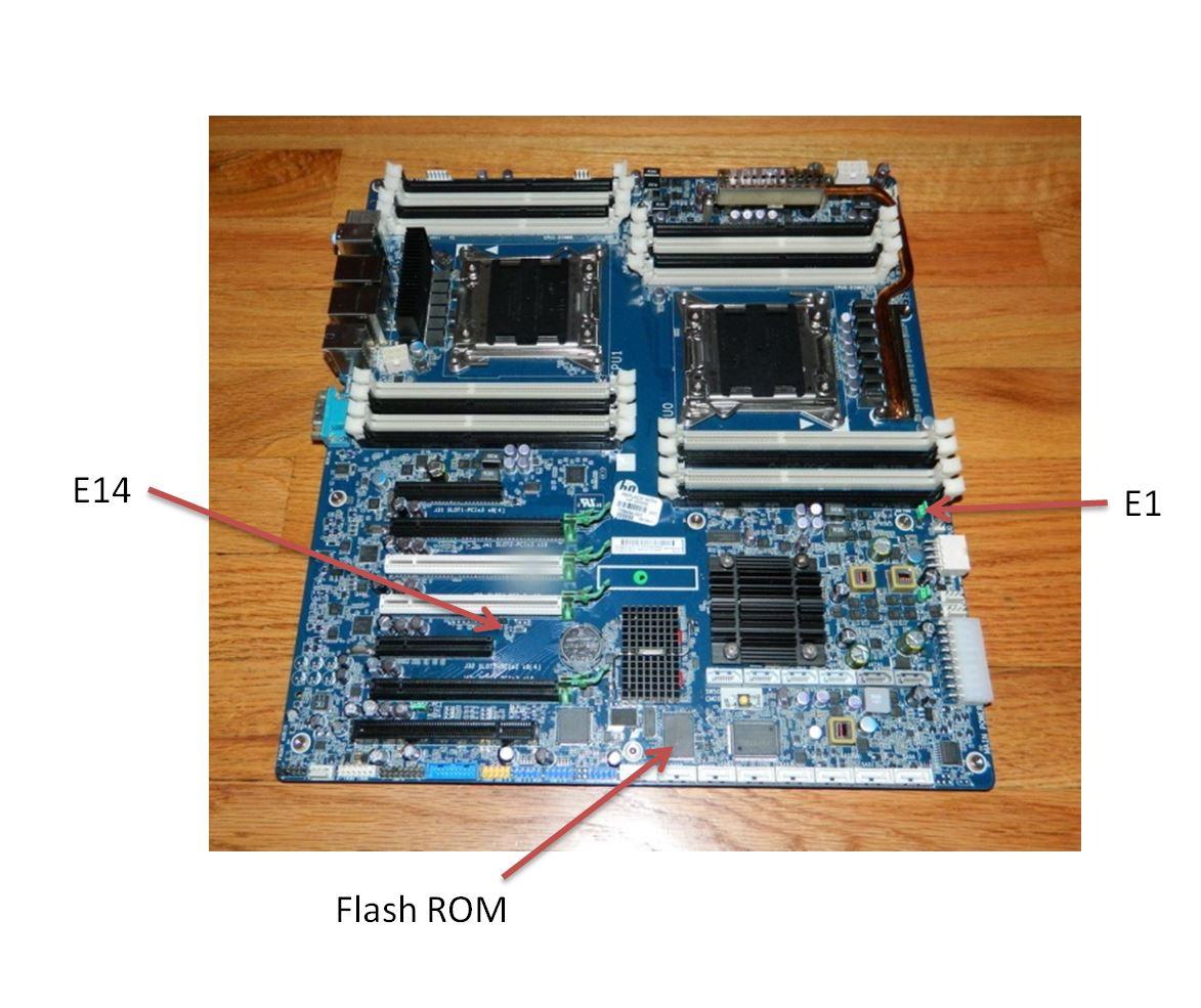 Solved: z820 e5-2600 v2 ivy bridge upgrade - Page 2 - HP