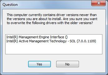 Driver UPDATE: HP EliteBook 8540p Notebook Intel Management Engine Components