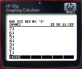 The Ultimate images version, for HP50G Virtual Emulator