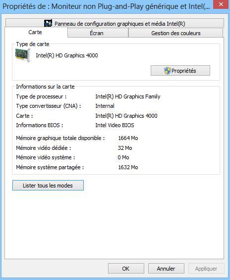 обновить intel hd graphics 4000 драйвер