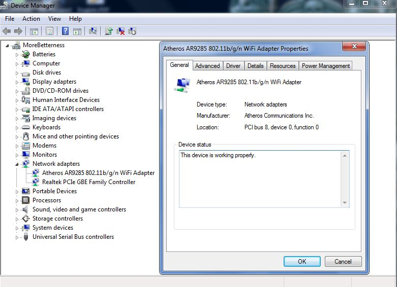 ethernet controller driver windows 7 hp pavilion dv6