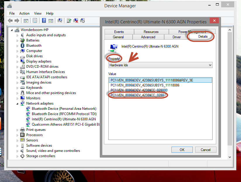 Bluetooth peripheral device driver missing pnpdrivernotfou.