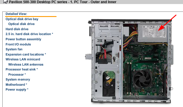 Graphics card upgrade for HP Pavillion 590-319na desktop PC