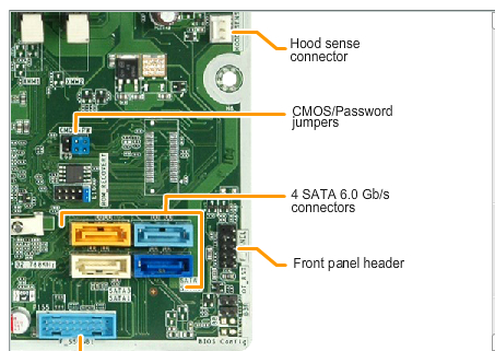 how to clear cmos jumper pin