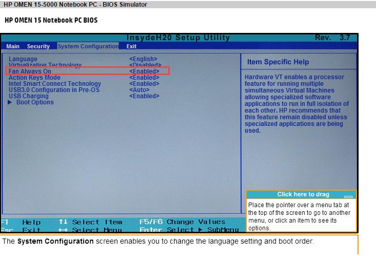HP Omen Laptop's fan is so noisy - HP Support Community