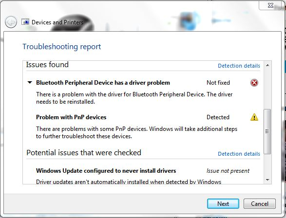 bluetooth peripheral device driver download for hp pavilion dv6