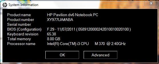 Download Drivers: HP G62-470CA Notebook Broadcom Bluetooth