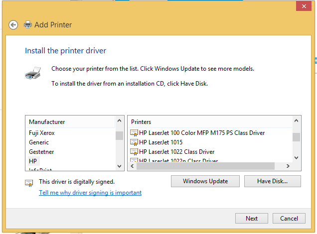 скачать драйвер для принтера Hp Laserjet 1015 для Windows 7 64 Bit - фото 3