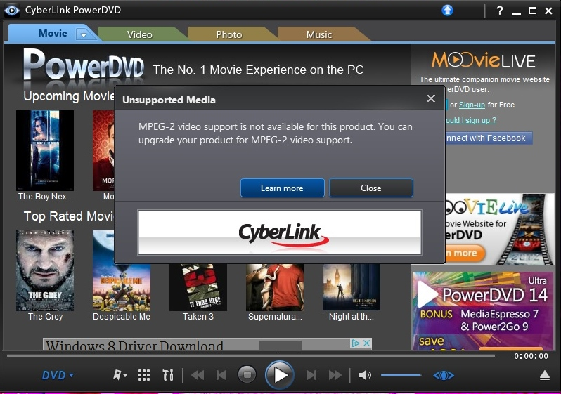 cyberlink power media player activation code free