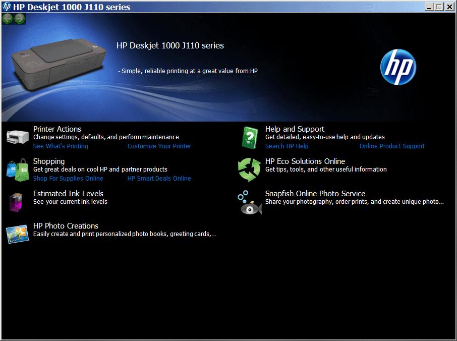 Download) hp deskjet 1000 driver j110 free printer driver download.
