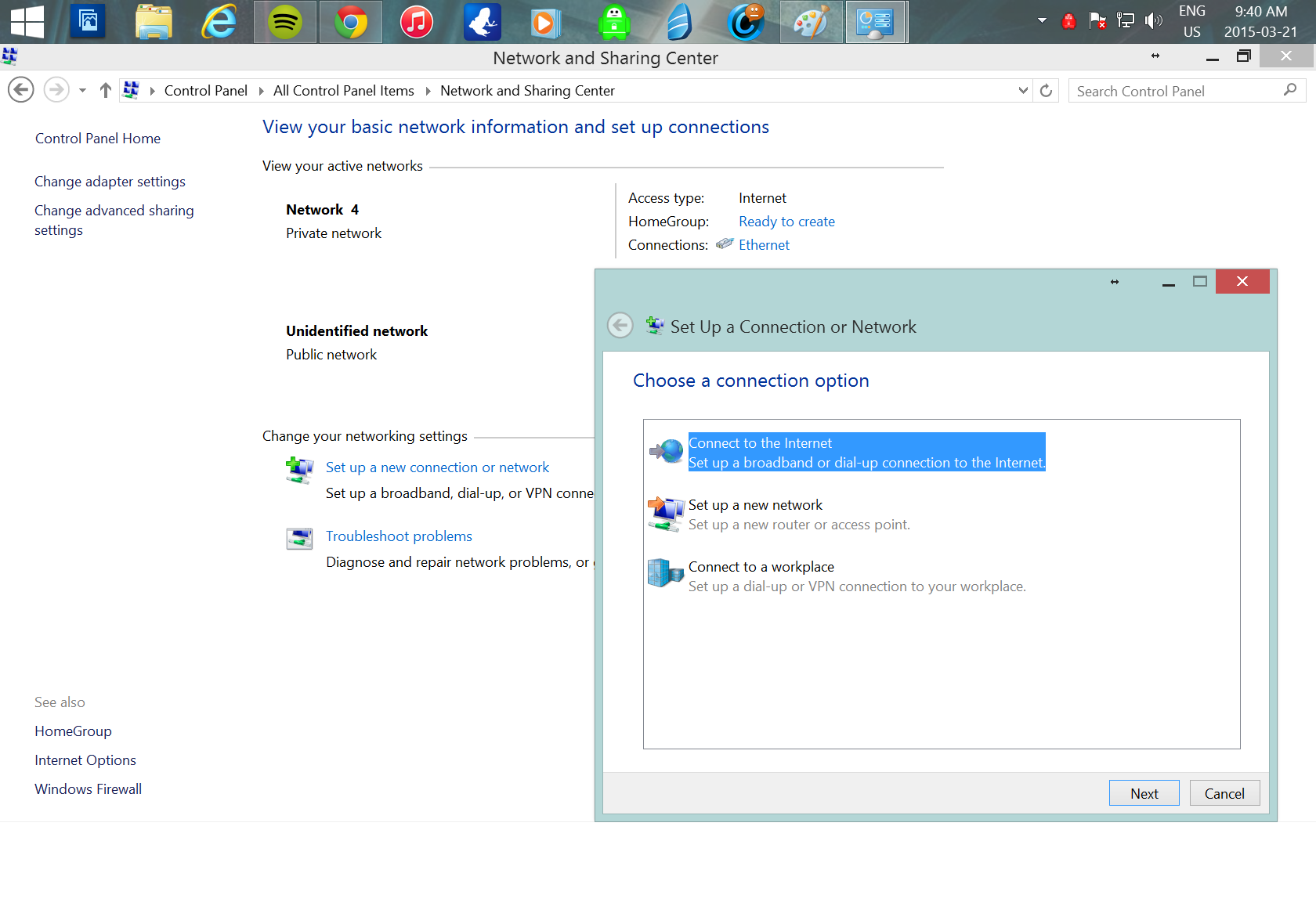 how to set up microsoft wireless transmitter on windows 8