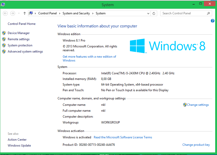 Probook 4530s Win 8 1 Latest Amd Graphics Drivers Proble Hp Support Community 4973980