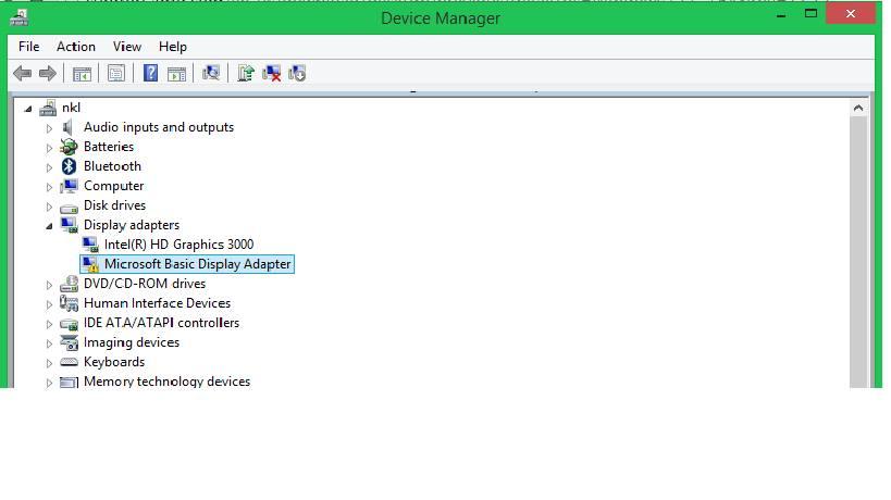 ProBook 4530s + Win 8.1] Latest AMD Graphics Drivers Proble... - HP