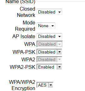 Printer will not connect wireless WPA passphrase does not ma