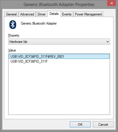 bluetooth drivers for windows 8.1 64 bit