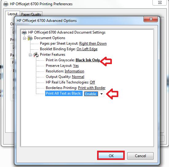 Officejet 6700 Premium Color Ink Scam