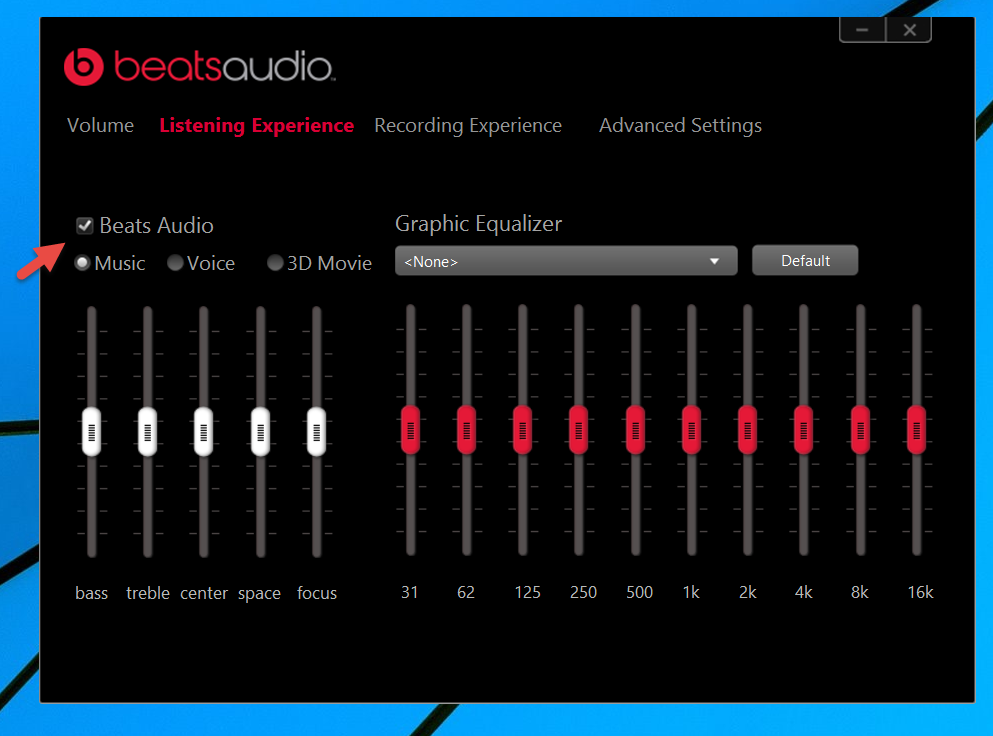 Solved: How to disable Beats Audio on Pavilion 17 f205na