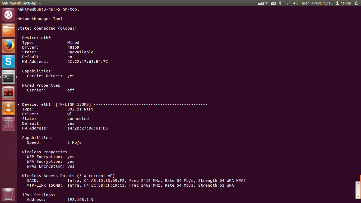 Ubuntu wifi connection - HP Support Community - 5028139