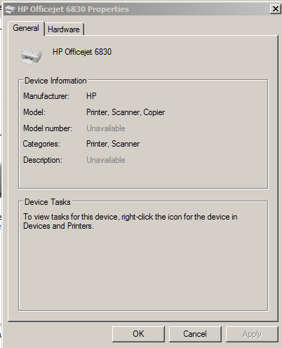 Officejet Pro 6830 not printing MS Word documents - Page 2