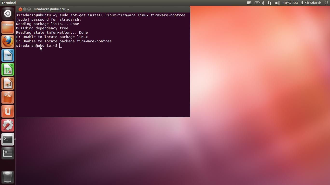 wifi drivers for ubuntu 12 04 - HP Support Community - 5101296
