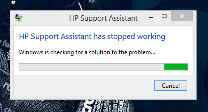 hp support assistant 2