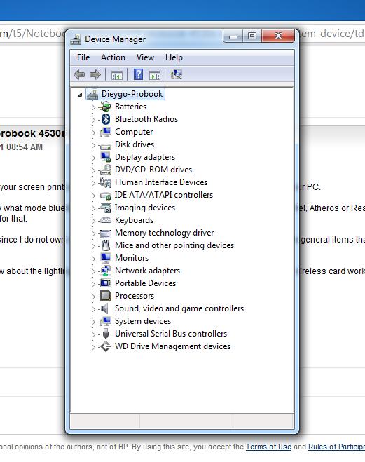 Hp probook 4530s notebook pc driver downloads | hp® customer support.