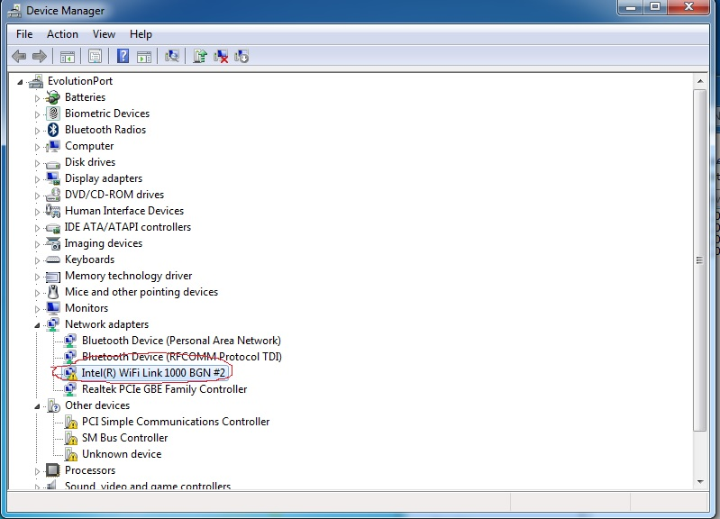 hp pavilion dv6 drivers for windows 7 32 bit network controller