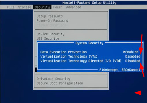 Hyper-v on HP Prodesk 400 G1 SFF - HP Support Community - 5167259