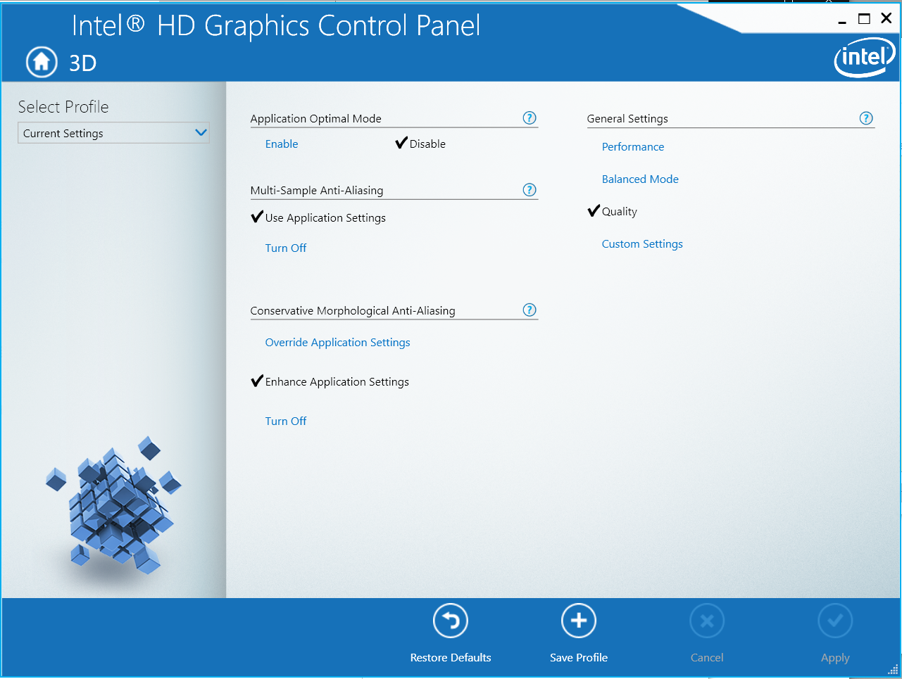 intel hd graphics 4600 xp driver download