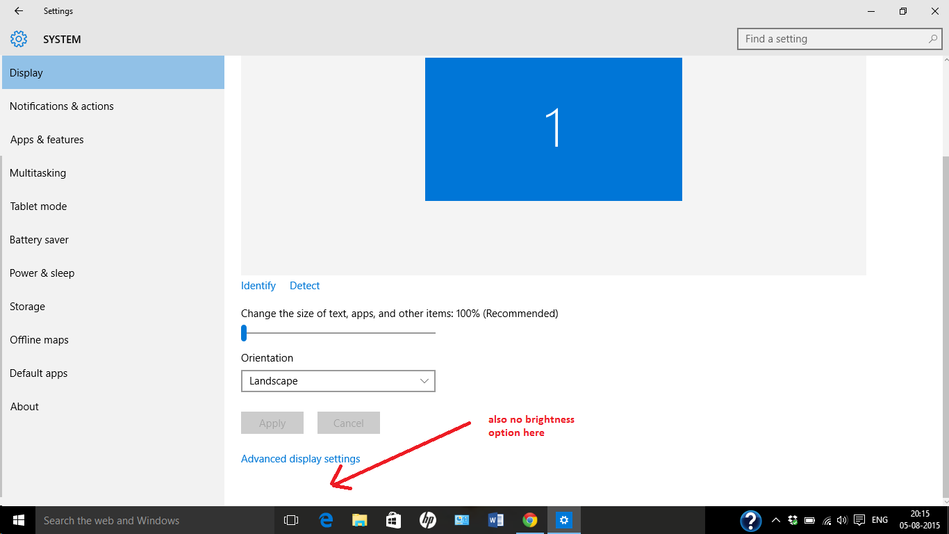 How to make my screen brighter windows 10 - Re How To Adjust Screen Brightness In Windows 10