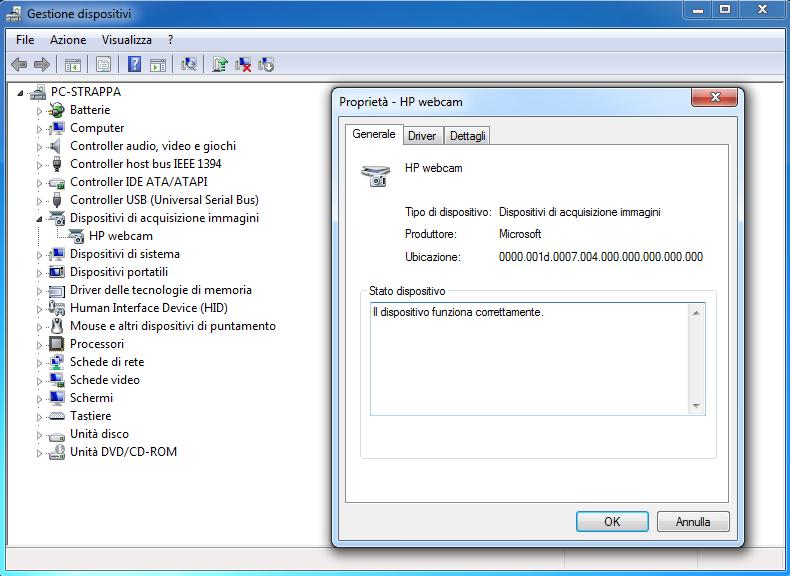 DV5-1117el & Windows 7 - HP WebCam issue - HP Support Community