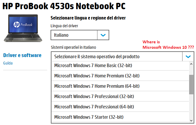 Hp probook 4530s network controller driver download   Solved
