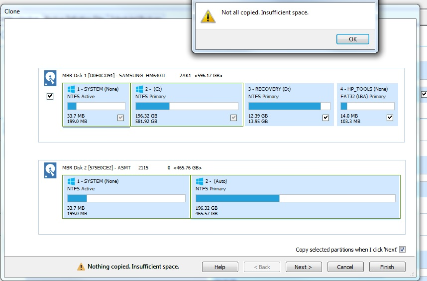 Samsung ssd 850 evo Woes?? - HP Support Community - 5257690