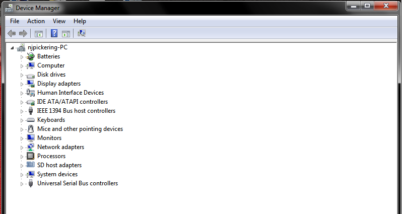 No audio device is installed  Sound, video and game controll