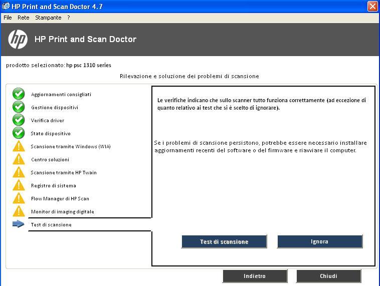 hp psc 1315 scanner software download
