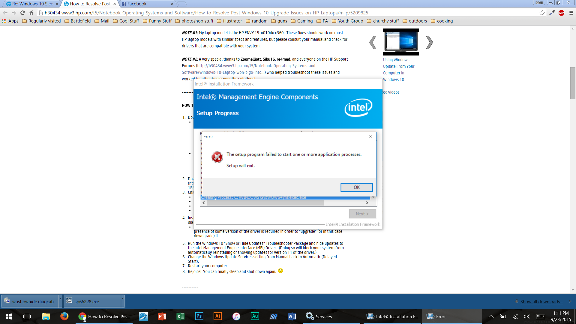 Windows 10 Sleep Mode Causes Pc To Become Unresponsive Hp Support Forum  5171827 How To Enable
