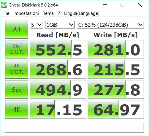 prestazioni ssd 256gb hp spectre x360.PNG