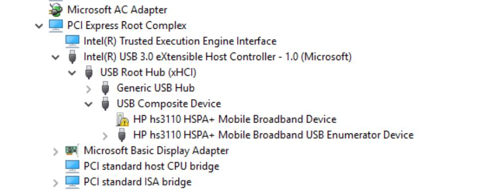 Hp Mobile Broadband Drivers