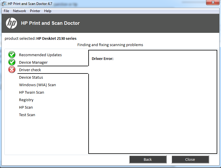 Cara install driver printer hp deskjet 2060