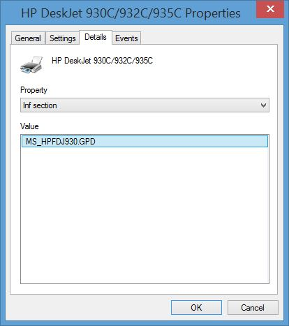 Hp deskjet 930c driver for windows 10 64-bit