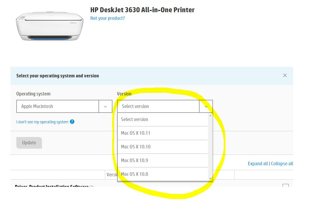 download hp deskjet 3630 scanner software