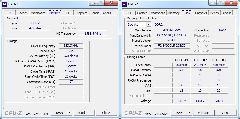 Compaq Presario CQ60-210us Upgrade/Update options - HP