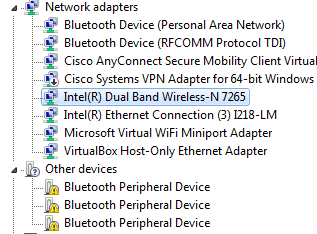 Solved: bluetooth driver for HP Elitebook 840 G2 - HP