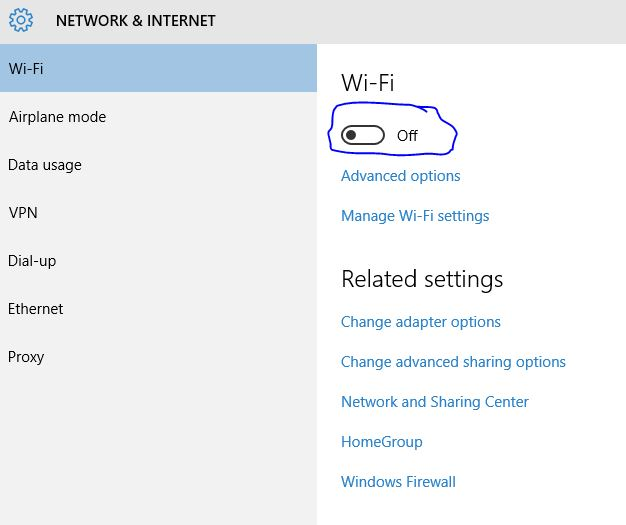 Solved: Wireless Off After Windows 10 Upgrade - HP Support ...