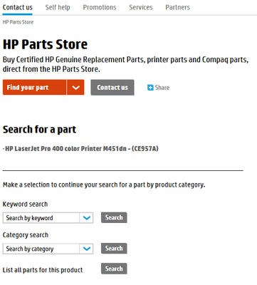 Hp Parts Store >> Solved How Do I Find A Schematic Or Diagram For My Hp M451 Part Rm1