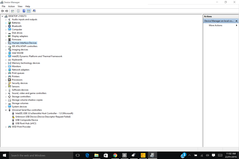 Am I Possibly Missing Certain Drivers Ive Run The Driver Update On Hp Website And It Doesnt Come Back With Anything To Do Mouse Or Keyboard