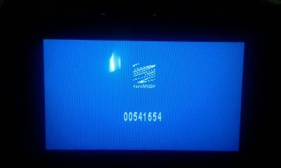 CQ890-67097 Blue Screen Error Solution Encrypted chip HP Designjet T120 T520 New